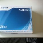 Crucial m4 SSD 128GB CT128M4SSD2