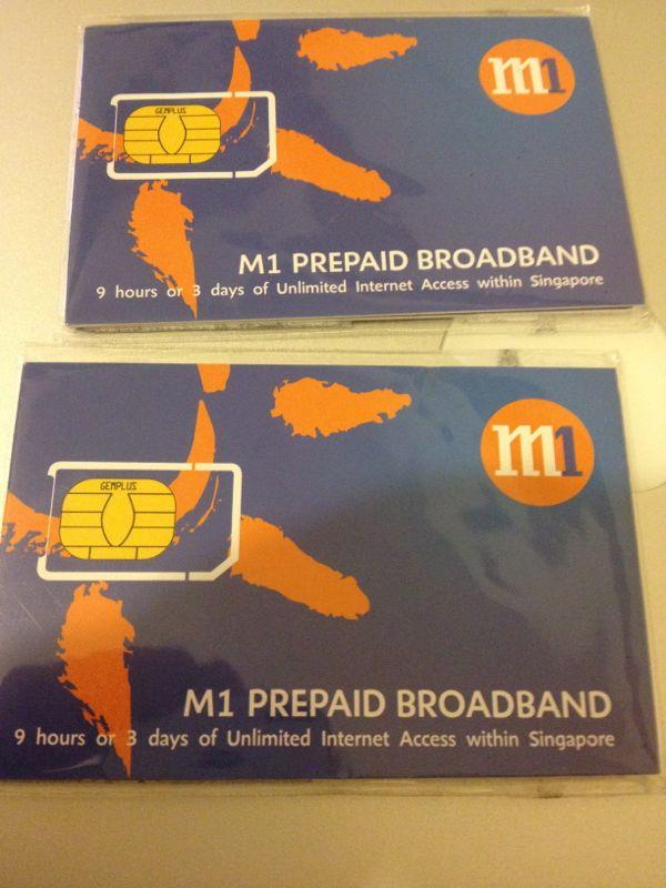 M1 Prepaid Broadband
